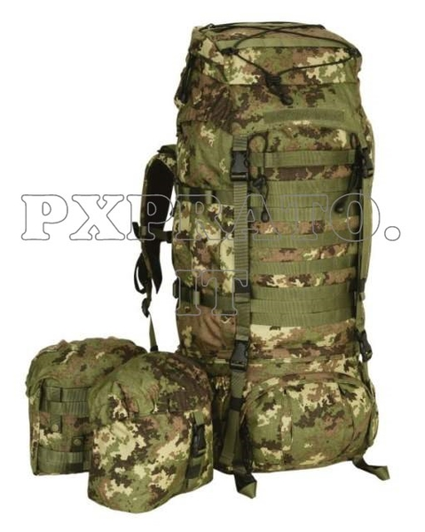2585e72f38 Zaino Vegetato FERRINO Militare TBL 90 Litri Es..