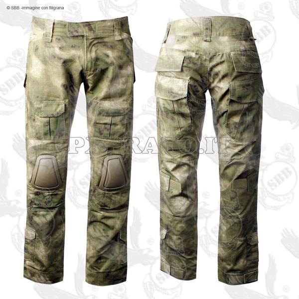 Pantalone Mimetico A Tacs FG Soft Air Sniper co. 16aa5d8ceee9