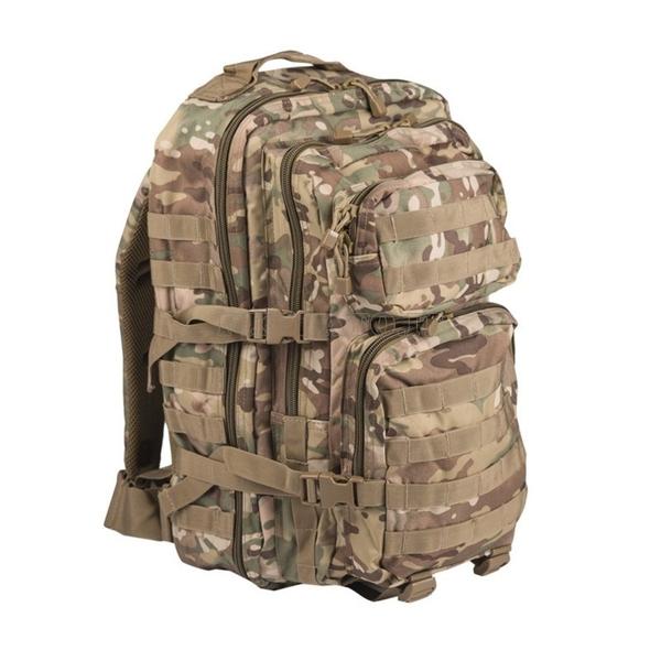 Zaino Militare 50 Litri Mimetico Multitarn MIL-. 899a8748ac22