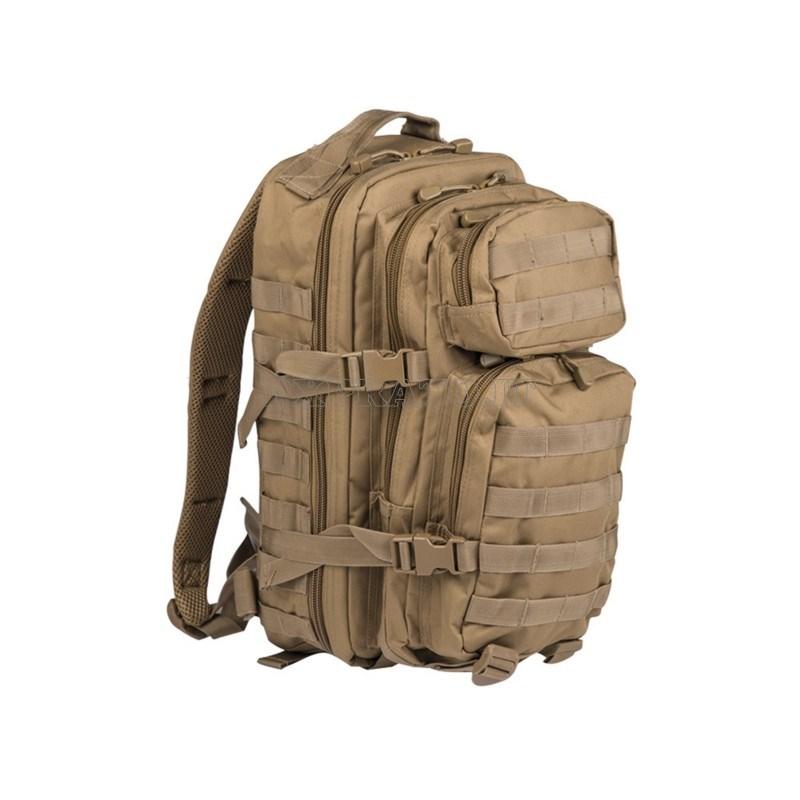 a3f34d2b2d Zaino Militare 30 Litri Coyote Desert MIL-TEC - PXPrato
