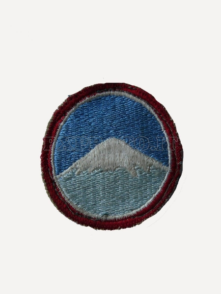 Patch U.S. Forces Far East Color