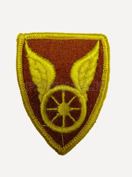 Patch 124 Transport  Brigade Color