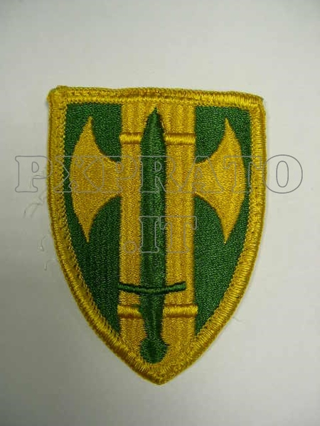 Patch 18 Brigata Polizia Militare Color