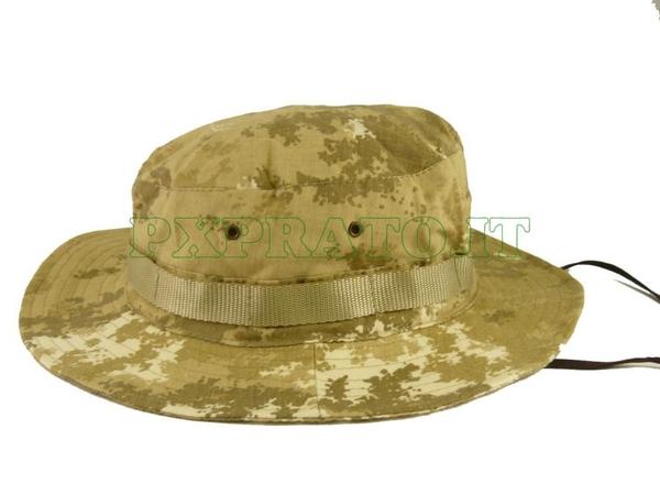 Cappello Jungla Mimetica Vegetata Desert Comsubin 16c432a7aeab
