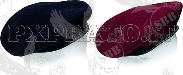 Basco Militare Paracadutisti Folgore Amaranto - PXPrato 15e20144cd13