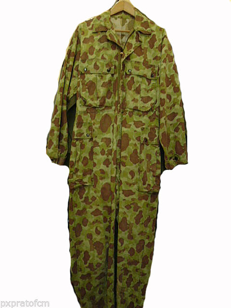 WWII Suit 1 Tipo US Army camo