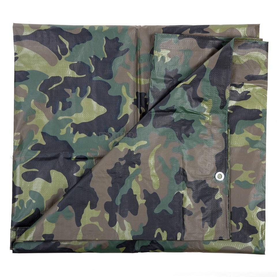 YFF-Telone Militare Verde Rete Mimetica Woodland Camion Rete Parasole Army Oxford Poliestere Rinforzato Rete Camouflage Schermature solari per la Caccia Campeggio nascondersi /
