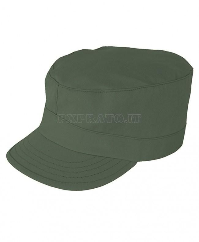 PROPPER USA Army Patrol Cap Berretto Ranger Verde Oliva Cappello Militare  SoftAir con Visiera in Cotone e Poliestere 587600ae2784