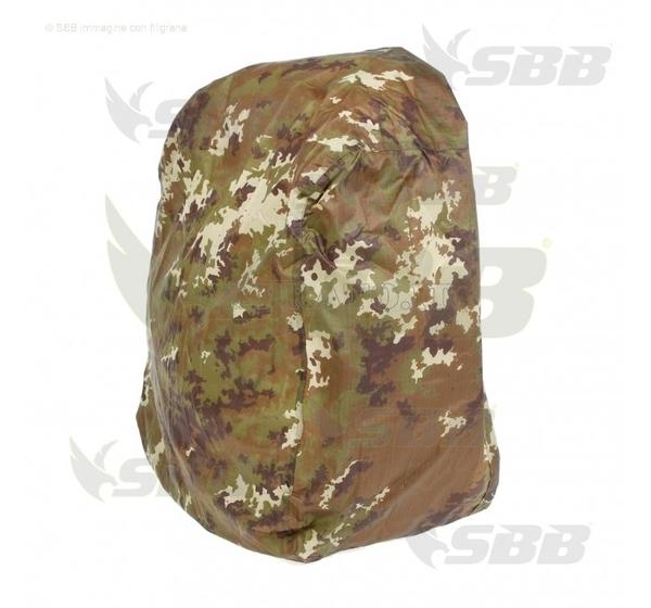 3fd490d384 SBB Copri Zaino IR Mimetismo Vegetato Esercito .