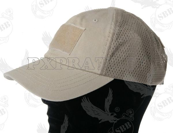 Cappello Militare SoftAir Kaki con Visiera Velc. 00297d614385