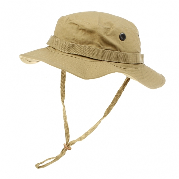 Cappello Jungle Kaki Desert Militare Boonie Hat 119c970c50b8