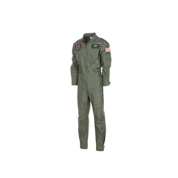Tuta Pilota Volo Aviatore Bambino Top Gun f84ee7c5d98